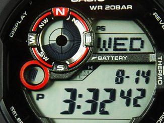 Casio G-Shock G9300-1 Mudman