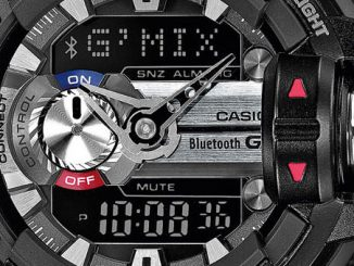 Casio G-Shock GBA-400 with Bluetooth