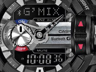 Casio G-Shock GBA-400 with Bluetooth