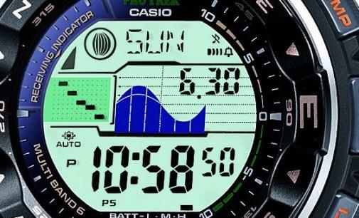 Casio Pro Trek PRW-2500