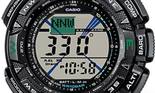 Casio ProTrek PRG-240 Solar Powered Sports Watch