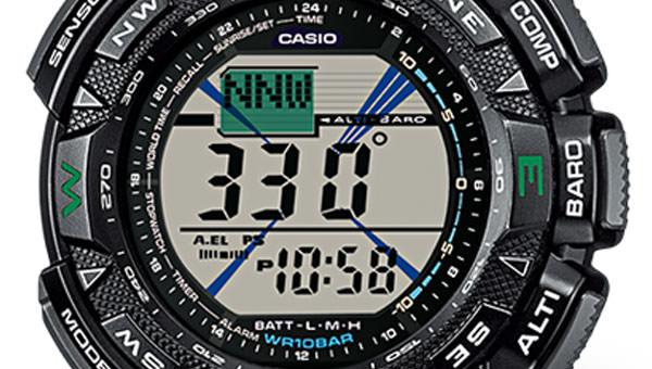 Casio ProTrek PRG-240R
