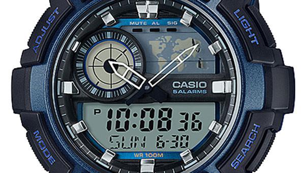 Casio AEQ-200W-2A
