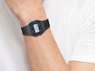 Casio F91W Watch