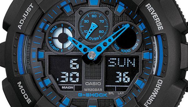 Casio G-Shock GA100-1A2